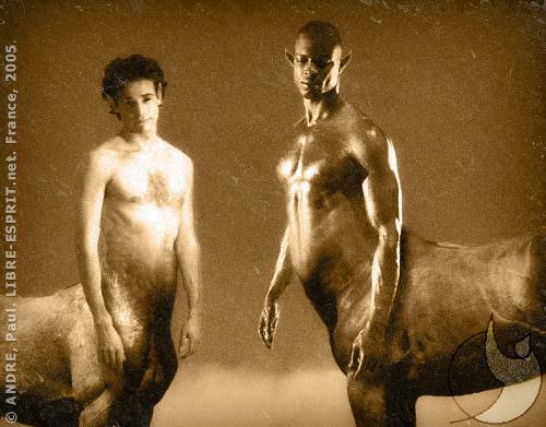 Deux centaures