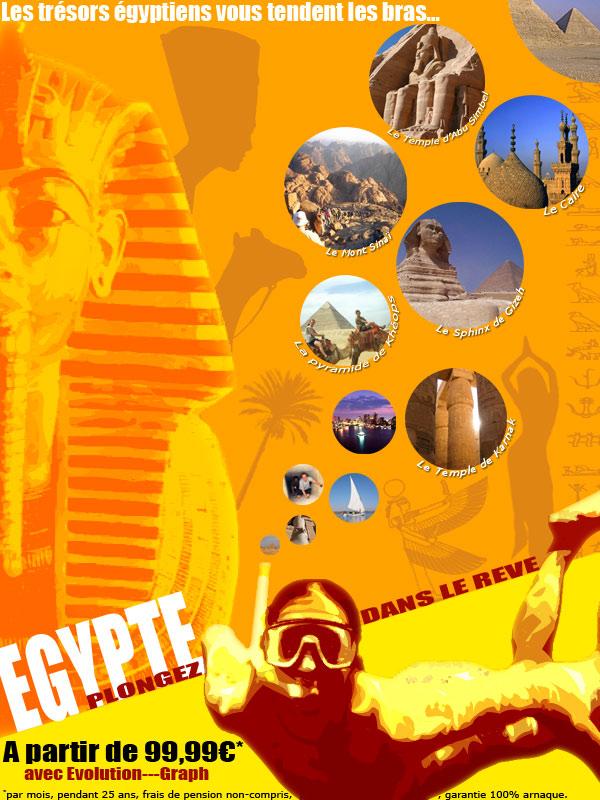 L'Egypte à 99,99 € !