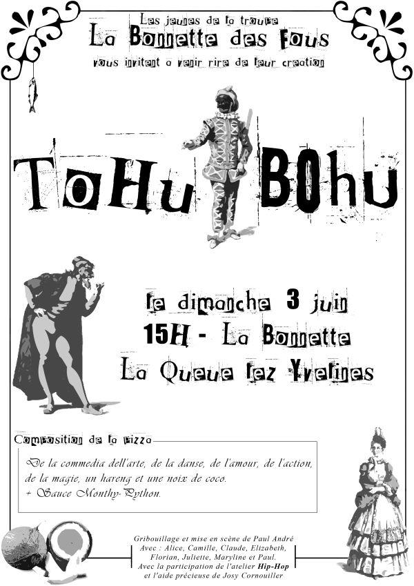 Tohu-Bohu