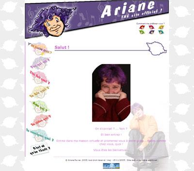 Ariane Ravier