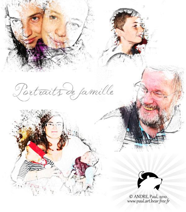 Portraits de famille 5