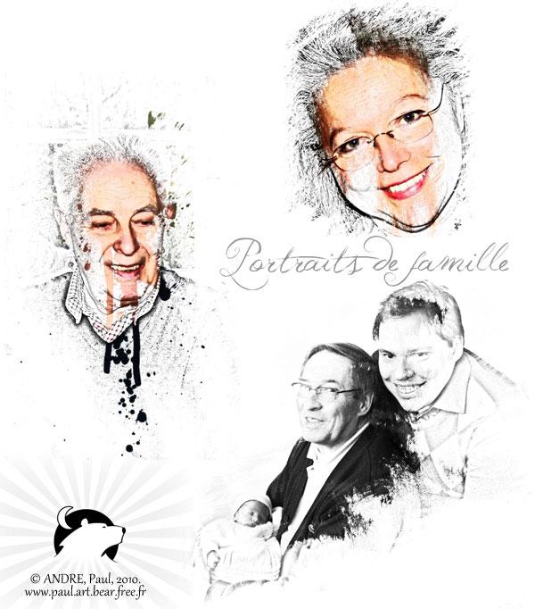 Portraits de famille 6
